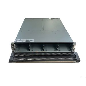 Fujitsu ETERNUS DX Expansion, no HDD, 2x Exp. Unit CA07145-C661, 2x PSU CA05954-0860, RK
