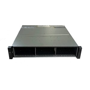 Fujitsu ETERNUS DX500/600 S3 Encl. 2.5'', no HDD, 2x I/O Module, 2x PSU, Rail Kit