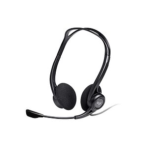 Logitech PC 860 Stereo Headset, NEU