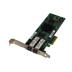 DELL/Qlogic QLE2462 FC Host Bus Adapter HBA Full Profile (P/N: 0DH226)