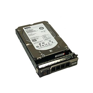 DELL HDD 300GB 15k 3,5'' SAS inkl. Tray P/N: 0F617N