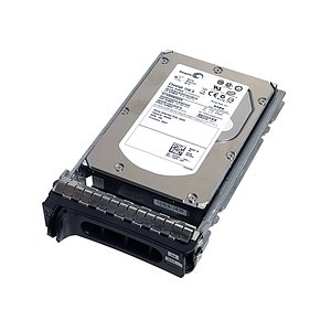 DELL HDD 300GB 15k 3,5'' SAS inkl. Tray P/N: 0YP778