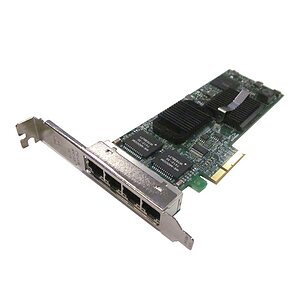 DELL Intel PRO/1000 QuadPort Server Adapter 0YT674 (Full Profile)