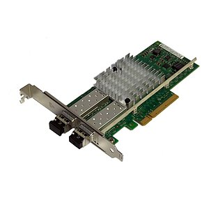 Intel Ethernet Converged Network Adapter X520-DA2 incl. 2x Gbic (Full Profile)