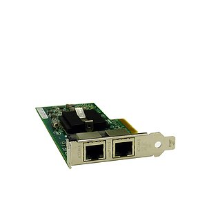 Intel Pro/1000 PT DualPort Gigabit Server Adapter EXPI9402PTG2L20 (Low Profile)