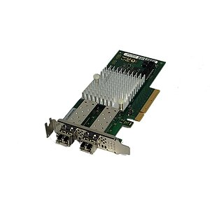 Fujitsu 2Port 10Gb Ethernet Controller PCI-E D2755-A11 (Low Profile)