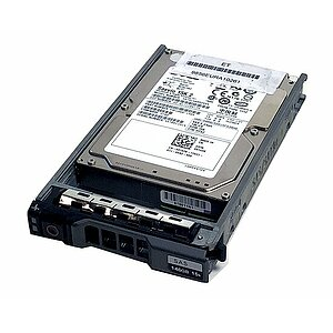 DELL 600GB 10k 6G 2,5'' SAS HDD inkl. Tray (P/N: 05TFDD)