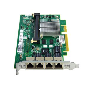 HP NC375i QuadPort PCIe Gigabit Server Adapter P/N: 468001-001 / SP: 491838-001