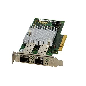 Fujitsu 2Port 10Gb Ethernet Controller PCI-E D2755-A11 no Gbic (Low Profile)