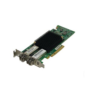 Fujitu/Emulex OCE14102 2Port SFP+ 10GB/s incl. 2x Gbic P/N: A3C40181215 (Low Profile)