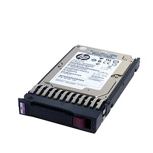 HP HDD 146GB 10k 6G DualPort 2,5'' SAS HDD incl. Tray P/N: 518194-001, GPN: 507129-001