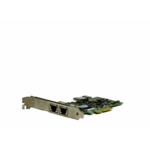 DELL/Broadcom 0G218C DualPort NIC 10/100/1000Mbps PCI-E (Full Profile)