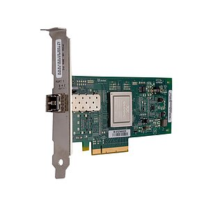 DELL/QLogic QLE2560 8Gbps FC HBA incl. 1x Gbic (Full Profile) 06H20P