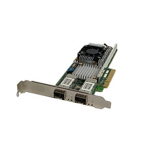 DELL/Broadcom 57711 DP 10Gbit SFP+ PCI-E P/N: 0KJYD8 (Full Profile) no Gbic