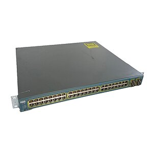 Cisco Catalyst 3560G-48PS WS-C3560G-48PS-S, 1x 30-1301 Gbic