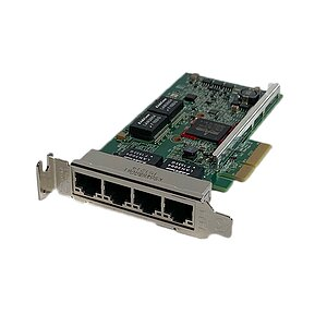 DELL/Broadcom 5719 QuadPort Gigabit Netzwerkkarte Low Profile P/N: 0YGCV4